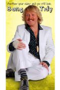 Keith Lemon 'Bang Tidy' Birthday Card